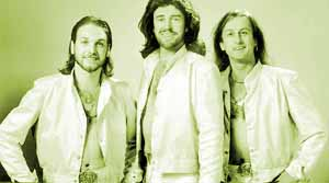 Being the Bee Gees