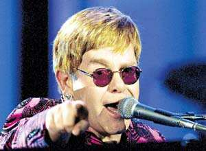 Elton Show Will Have you Rockin' Around the Croc
