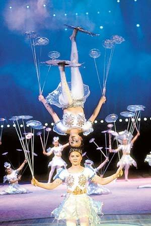 Win Tickets to the Circus of China