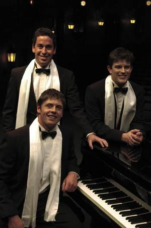 Crooners Bring Swing To Civic