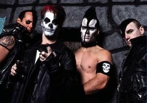 Legendary Punk Misfits In Town