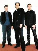 Trio on Track With Top Dance Music