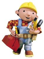 The Builder Bobs Up