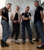 Rockabilly Group Creeps Into Town